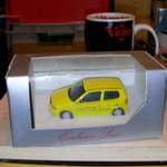 Herpa 1:43 Volkswagen Polo Deutsche Post AG Model Stunning VGC Boxed VERY RARE @SOLD@